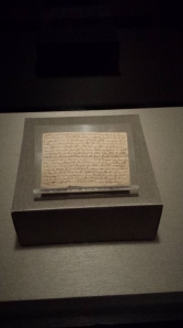 The Writ of the Magna Carta (the instructions that travel with it)