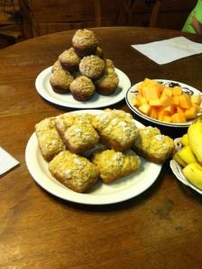 Iron Chef: Muffin Battle